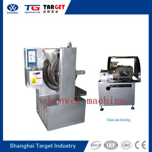 Hard Candy Chain Dieformed Lollipop Forming Machine pictures & photos