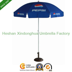 2m Outdoor Sun Beach Umbrella with UV Coating for Display (BU-0040) pictures & photos