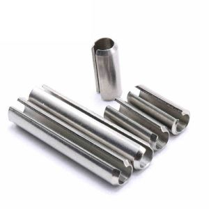 Cylindrical Elastic Pin with High Precision Machinning pictures & photos