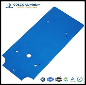 Aluminium Parts/ Panel for Electronics with ISO9001&Ts16949 Certificated pictures & photos