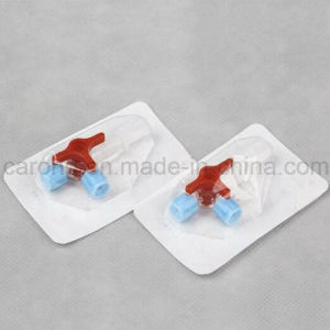 Plastic Three Way Stopcock with FDA Approved pictures & photos