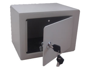Mini Economic Mechanical Safe for Home and Office (T-17KS) pictures & photos