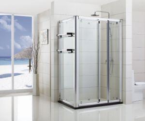 Framed Rectangular Hinge Shower Enclosure (YLZ-001)
