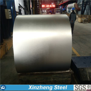 Gl-Galvalume Steel Coil/ Aluzinc Steel Coil for Roofing Sheet pictures & photos