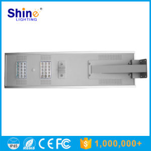 High Quality High Bright Solar Power Outdoor 30W Cool White LED Street Light pictures & photos