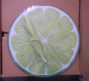 Beautiful Design Tempered Glass Chopping Board pictures & photos