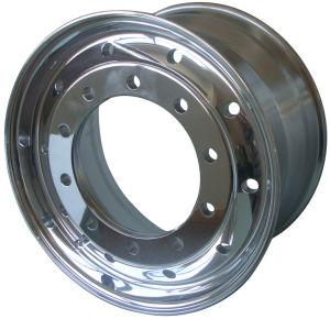 Alloy Aluminium Truck Trailer Wheel Rim pictures & photos