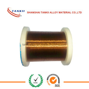 Enamelled Manganin Wire for Shunt Resistor (6J13, 6J12, 6J8) pictures & photos