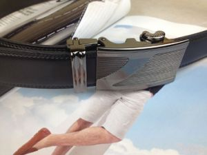 Ratchet Leather Straps for Men (HC-141207) pictures & photos