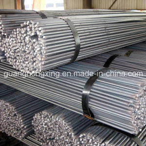 GB45mn, ASTM1046, JIS Swrh47b Hot Rolled Round Steel pictures & photos