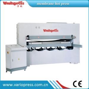 Door /MDF/Veneer Vacuum Membrane Press /Cabinet Door Press pictures & photos