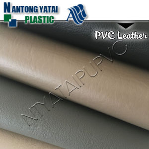 Male Molding PVC Leather for Auto Seat pictures & photos