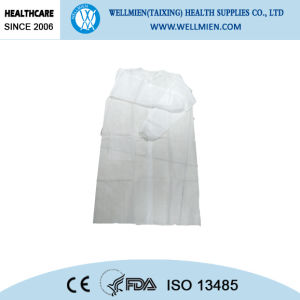 PP Nonwoven Disposable Medical Isolation Gowns for Hospital pictures & photos