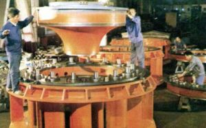 Axial Flow Turbine Generating Set (Kaplan Hydro Turbine)