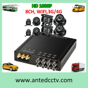 Live HD Fleet Vehicle Tracking System with Camera Video Monitoring pictures & photos
