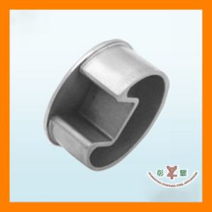 Stainless Steel Fitting Three Tee Elbow for Slotted Tube pictures & photos