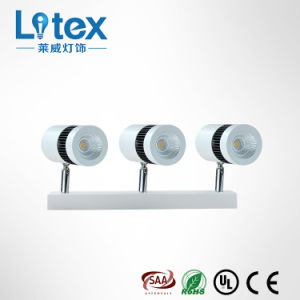 3*6W Aluminum White LED Spot Wall Light with CE Certification (LX135/3*6W)