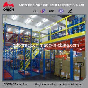 Multi Layer Storage Steel Platform Mezzanine Rack Floor pictures & photos