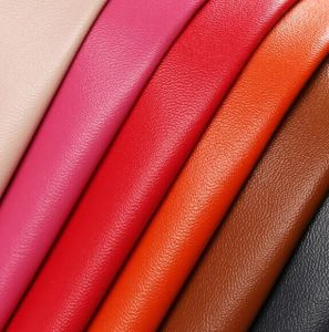 Top Sell Sheep Grain Leather pictures & photos