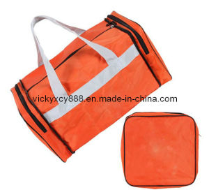 Sports Travel Bag Folded Gift Shopping Bag (CY1802) pictures & photos