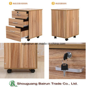 Panel Furniture Melamine Board Drawer Cabinet pictures & photos