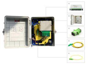 PLC Splitter Optical Splitter Cassette PLC Splitter Plug-in PLC Splitter pictures & photos