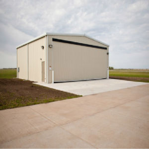 Prefabricated Steel Structure Construction for Aircraft Hangar pictures & photos