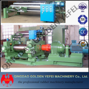 High Quality Open Rubber Mixing Mill Machine pictures & photos