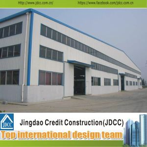 Best Seller Prefabricated Steel Structural Building & Warehouse Jdcc1018 pictures & photos