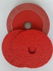 Ceramic Fibre Discs/Sanding Discs/Resin Fiber Discs/Fiber Disc pictures & photos