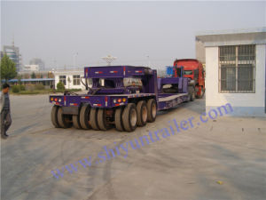 Hydraulic Modular Trailer Truck Trailer