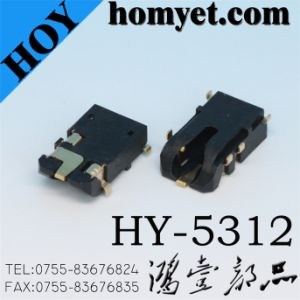 SMD Phone Jack (Hy-5312) pictures & photos
