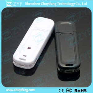 Epoxy Sticker Logo New Plastic USB Flash Drive (ZYF1245)