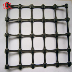 Biaxial Geogrid Used in Cement Road Surface pictures & photos