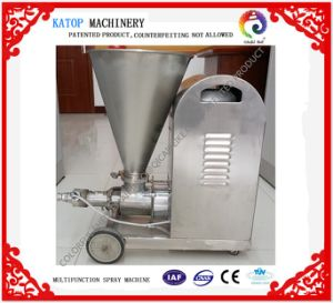 Electric Engine Mortar Spraying Machine pictures & photos