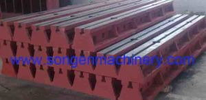 T-Slotted Cast Iron Floor Clamping Rails pictures & photos