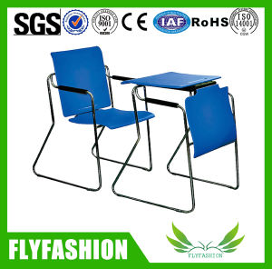 Cheap Attache School Training Chair with Writing Pad (SF-23F) pictures & photos