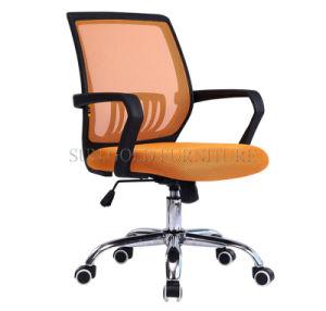 Hot Sale Modern Cheap Mesh Fabric Clerk Office Chair (SZ-OC181) pictures & photos