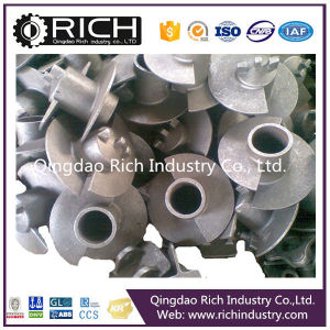Machinery Part/Agricultural Series/Car Accessories/Casting Parts/Steel Casting/Forging Parts/Auto Parts/Connecting Rod pictures & photos