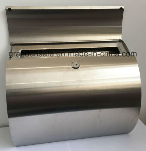 Stainless Letter Box Wall Mounted (GL-19) pictures & photos