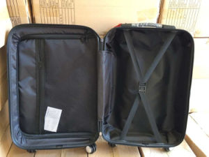 Luggage Best Carry on Luggage PC+ABS The Black Side pictures & photos