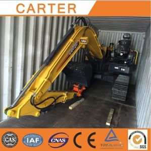CT60-8biii (Yanmar engine&6t) Multifunction Hydraulic Backhoe Excavator pictures & photos