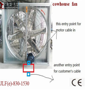 Poultry Equipment-Cowhouse Exhaust Fan (JL-44′′) pictures & photos