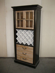 Delicate and Beautiful Cabinet Antique Furniture-MD08-32 pictures & photos