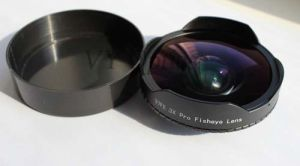 Projector Fisheye Lens for SANYO Xm100/150 pictures & photos