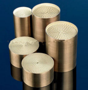 Honeycomb Metal Substrate Catalytic Honeycomb Substrates Car Metal Substrates pictures & photos