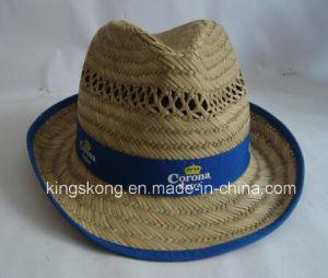 Kwai Straw Cowboy Hat, Sun Hat pictures & photos