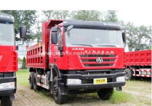 Low Price Saic Iveco Hongyan 336HP 6X4 Tipper/Dumper Truck/ Dump Truck Euro 4 with Hongyan Kingkan Brand pictures & photos