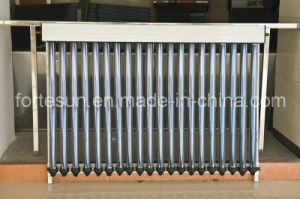 Balcony Hang Heatpipe Solar Collector pictures & photos