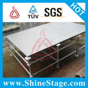 HDG Iron Layher Structure LED Stage pictures & photos